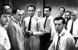 12 Angry Men movie scene