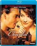 Chocolat Blu-ray box