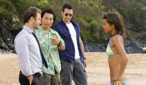 Hawaii Five-O Season 1 scene