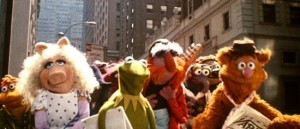 The Muppets Take Manhattan movie scene