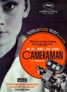Cameraman: The Life & Work of Jack Cardiff  DVD box