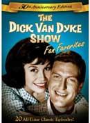 The Dick Van Dyke Show 50th Anniversay DVD box