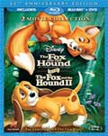 The Fox and the Hound Blu-ray box