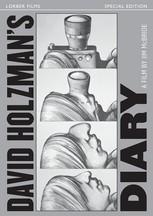 David Holzman's Diary DVD box