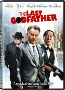 The Last Godfather DVD box