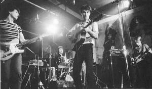 Chronology: Talking Heads scene