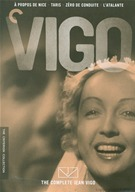 The Complete Jean Vigo DVD cover