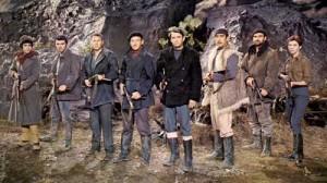 The Guns of Navarone movie scene
