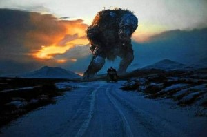 Trollhunter movie scene