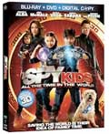 Spy Kids 4 Blu-ray box