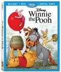 Winnie the Pooh Blu-ray box