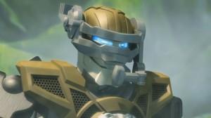 LEGO Hero Factory Savage Planet movie scene