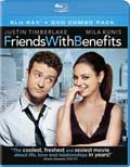 Friends With Benefits Blu-ray/DVD box