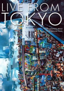 Live From Tokyo DVD cover