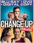 The Change-Up Blu-ray box