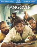 The Hangover Part 2 Blu-ray/DVD box