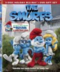 The Smurfs Blu-ray box