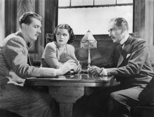 The Lady Vanishes movie scene