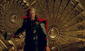 Thor movie scene