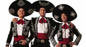 Three Amigos movie scene