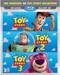Toy Story Trilogy Blu-ray 3D box