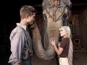 Water for Elephants movie scene
