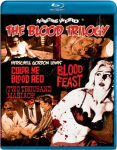 The Blood Trilogy Blu-ray