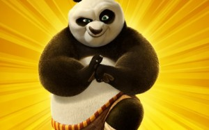 Kung Fu Panda 2 movie scene