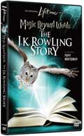Magic Beyond Words: The J.K. Rowling Story DVD box