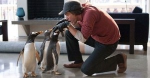 Mr. Popper's Penguins movie scene
