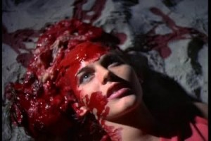 Blood Feast movie scene