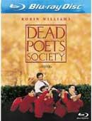 Dead Poets Society Blu-ray box