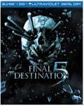Final Destination 5 Blu-ray box
