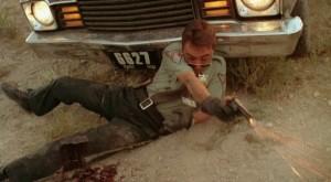 Highway Patrolman movie scene