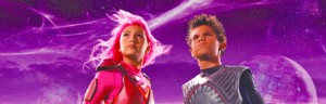 The Adventures of Sharkboy and Lavagirl movie scene