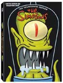 The Simpsons Season 14 Limited Edition DVD box