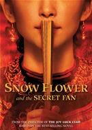 Snow Flower and The Secret Fan DVD