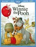 Winnie the Pooh Blu-ray/DVD box