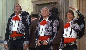 Three Amigos movie scene