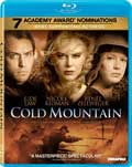 Cold Mountain Blu-ray box