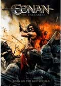 Conan the Barbarian DVD box