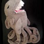 Sharktopus plush