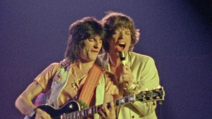 The Rolling Stones: Some Girls, Live in Texas, '78 scene