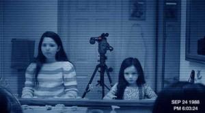 Paranormal Activity 3 movie scene