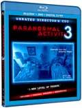 Paranormal Activity 3 Blu-ray box