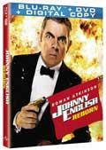 Johnny English Reborn Blu-ray box