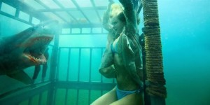 Shark Night movie scene