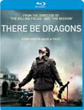 There Be Dragons Blu-ray box