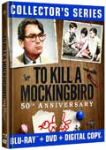 To Kill a Mockingbird 50th Anniversary Collector's Series Blu-ray/DVD box