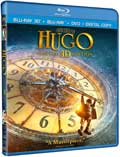 Hugo Blu-ray 3D box